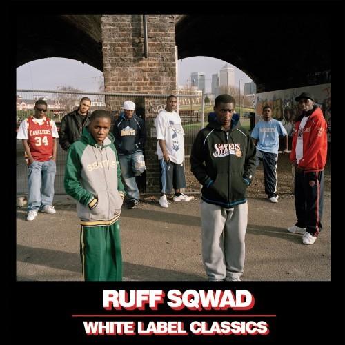[CD] RUFF SQWAD / WHITE LABEL CLASSICS