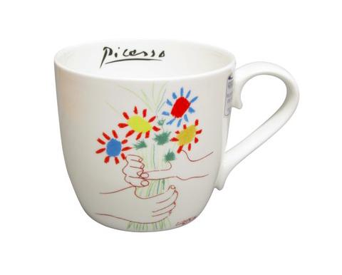 Picasso Le Bouquet de l'Amiti? ピカソ 友情の花束 / KONITZ