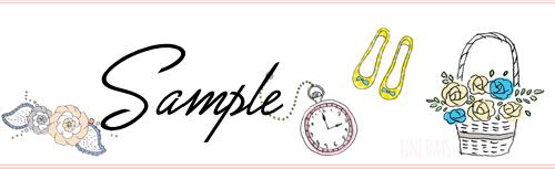 ブログヘッダー(アメブロ簡単カスタマイズ) -- fashion02