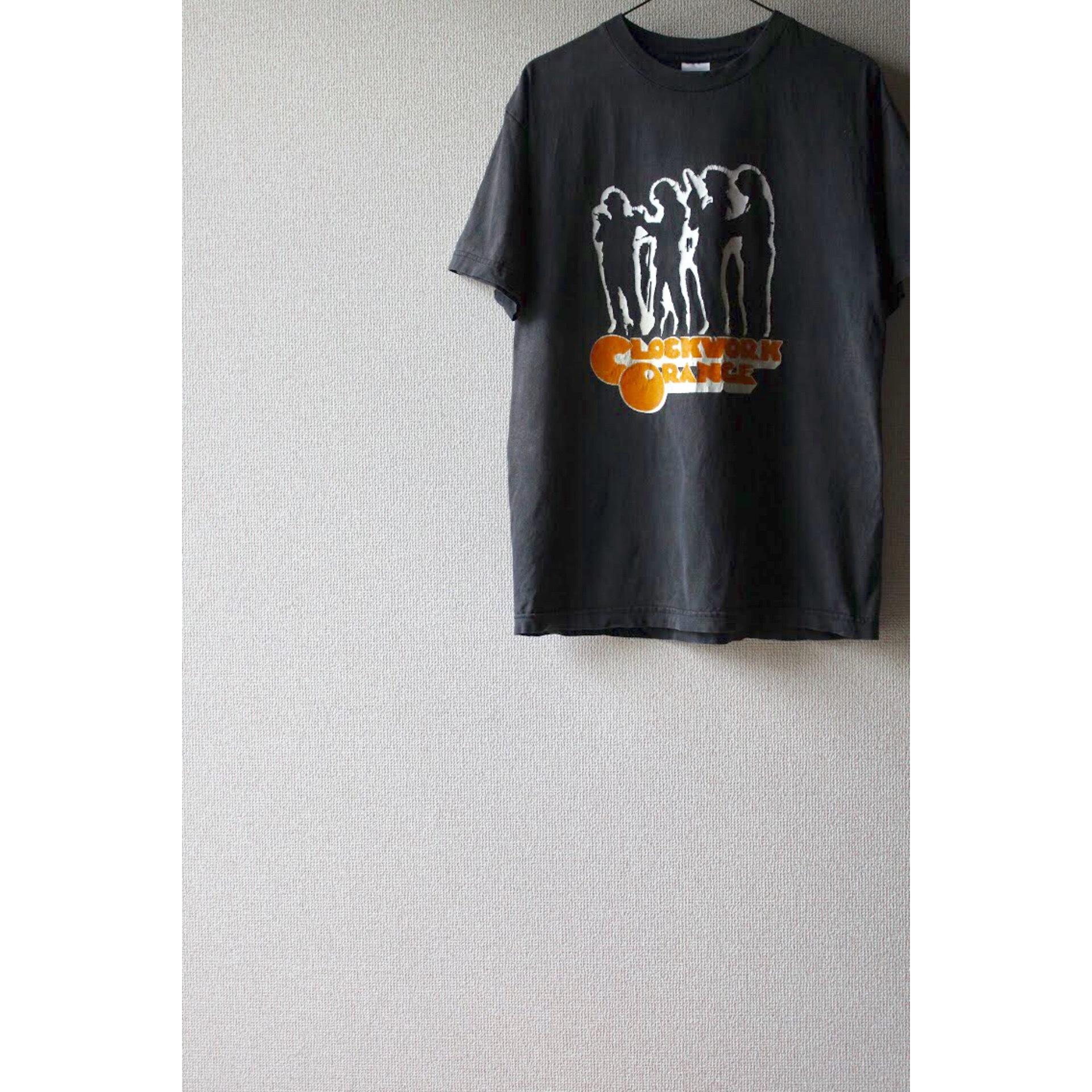 Vintage Clockwork Orange t shirt