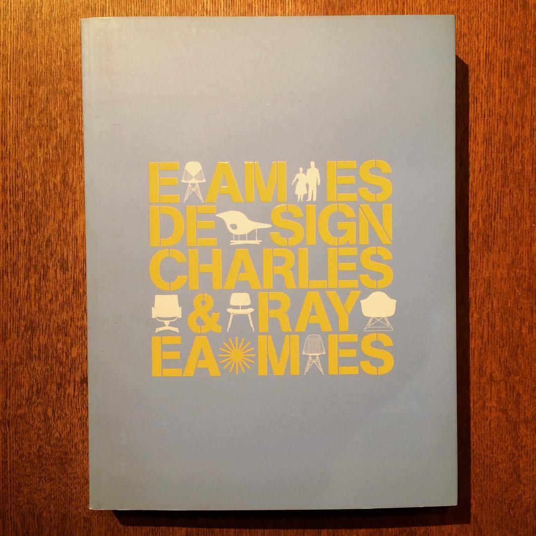 図録「Eames Design Charles & Ray Eames イームズ・デザイン展 カタログ」 - 画像1