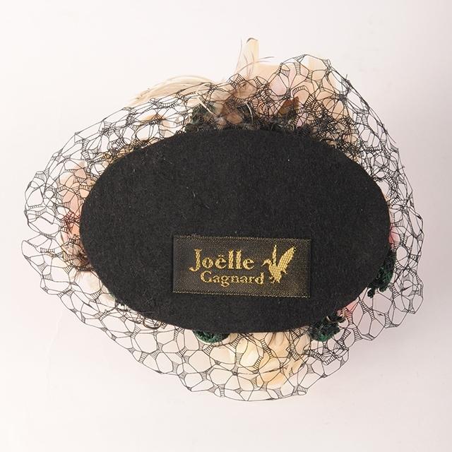 joe13AU-L07 flower tulle headpiece C