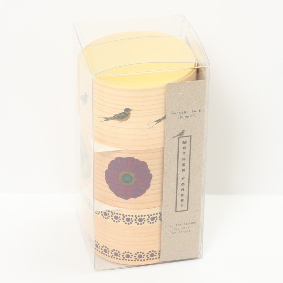MOTHER FOREST masking tape big