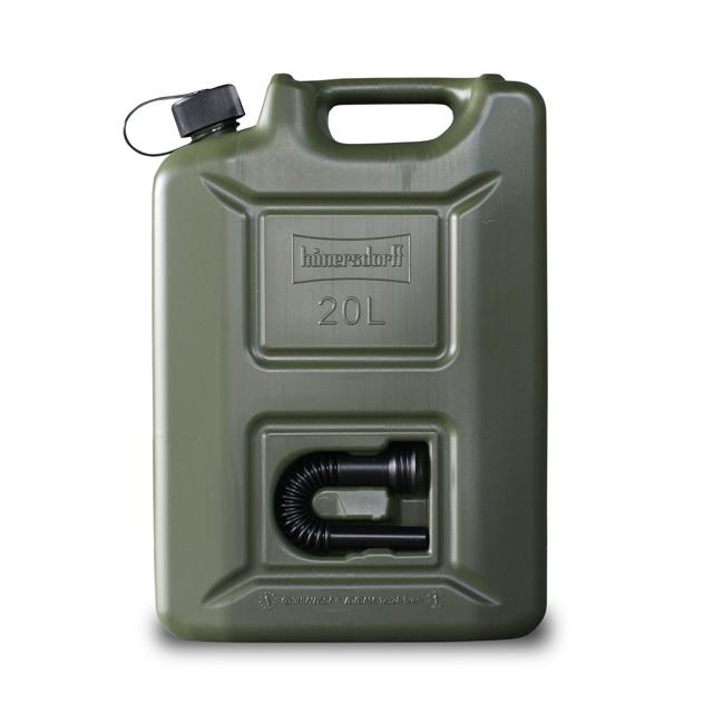 HÜNERSDORFF Fuel Can PROFI 20L