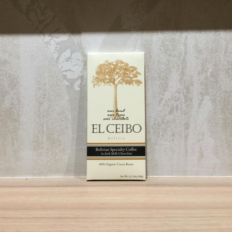 【EL CEIBO/エルセイボ】60%スペシャリティコーヒーミルクチョコレート