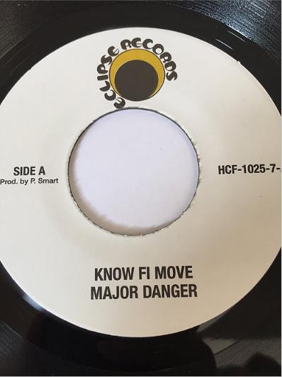 Major Danger (メジャーデンジャー) - Know Fi Move【7'】