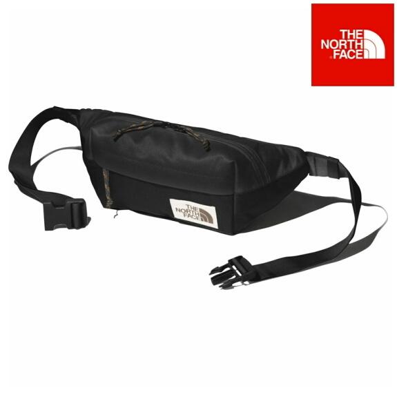 ノースフェイス バッグ ウエストバッグ ヒップバッグ ランバーパック THE NORTH FACE Lumbar Pack NM71954 ブラックヘザー 正規取扱店 2020 新作