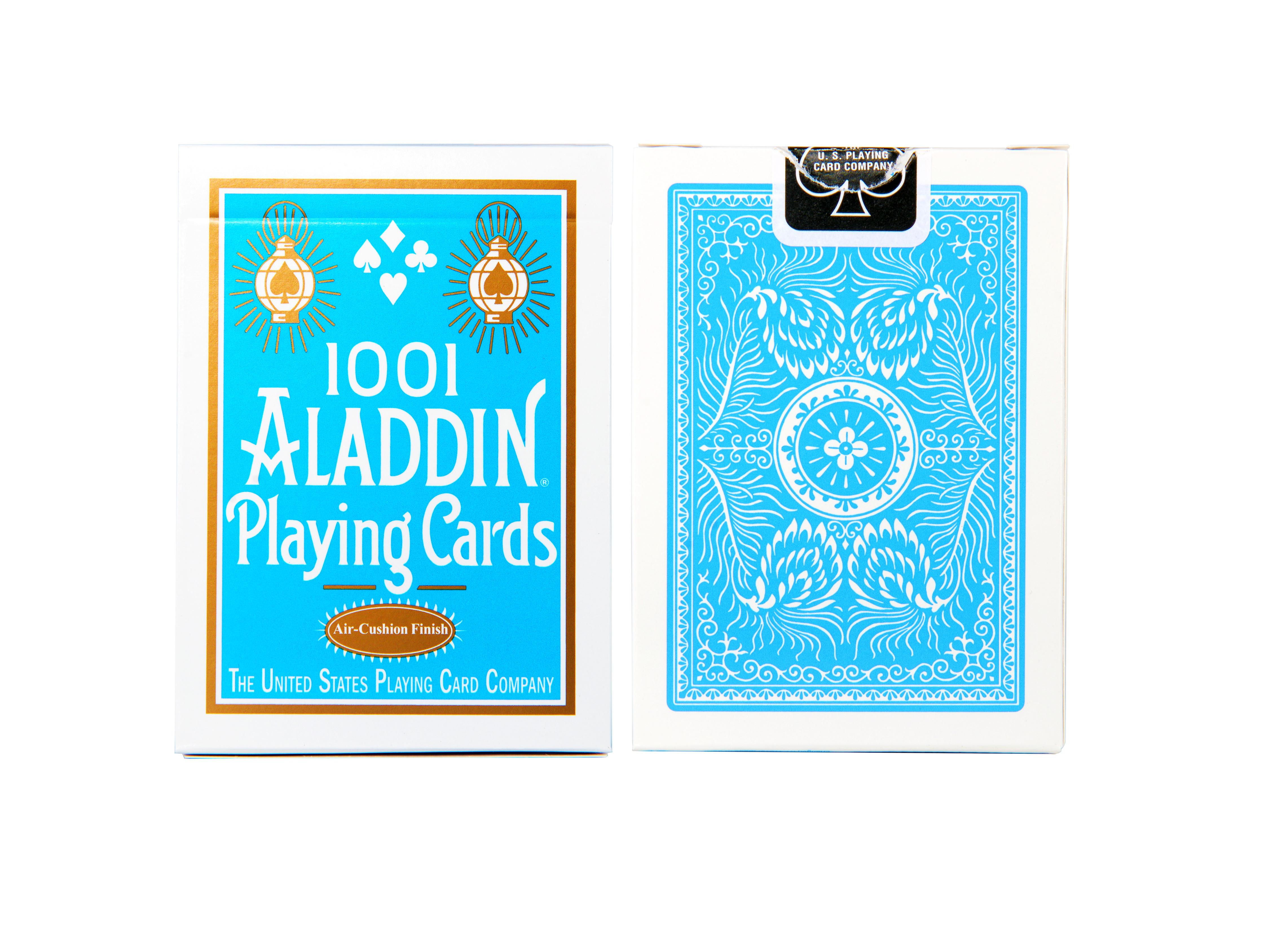 アラジン 水色 (Aladdin 1001)
