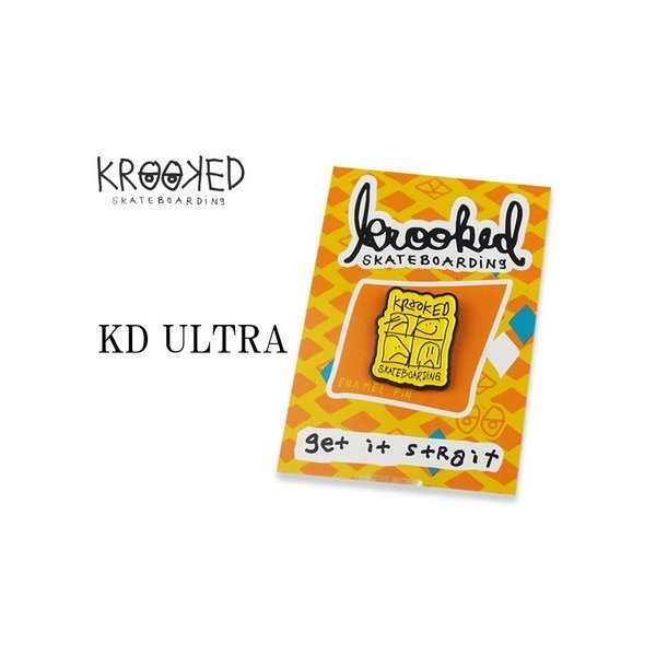 KROOKED(クルキッド) |  KD ULTRA PINS 16771