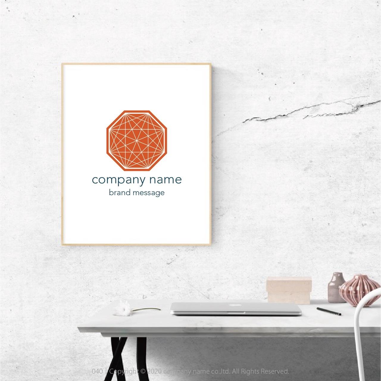 Brand Logo Mark :040
