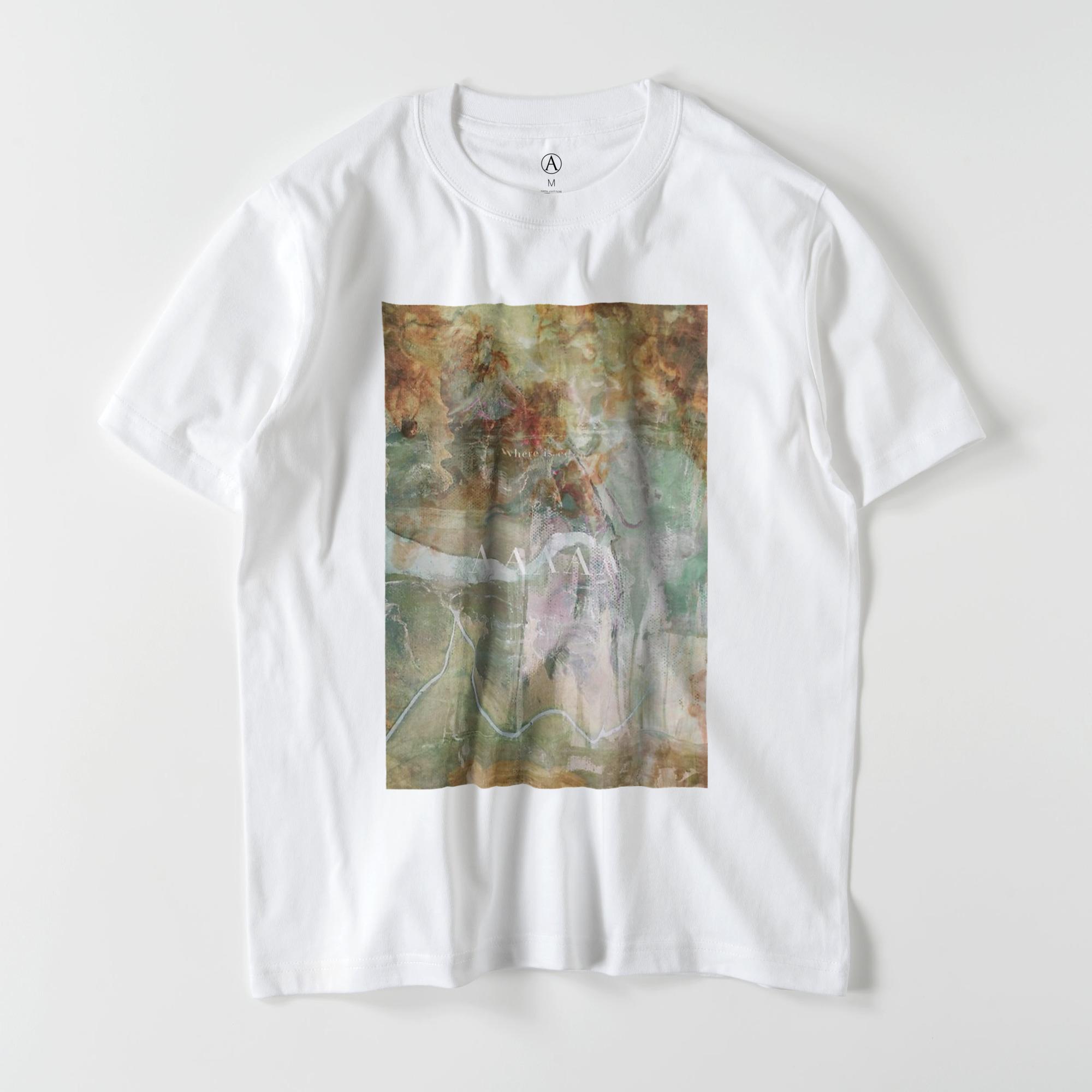 Eden スタンダードTシャツ /男女兼用(5色)