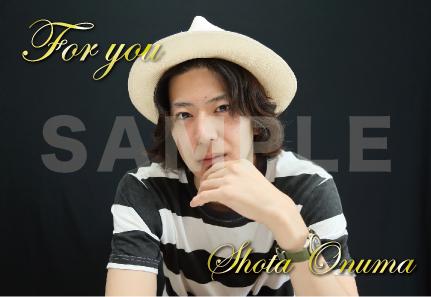 小沼将太 動画メッセージ付きポストカード(ARカード)