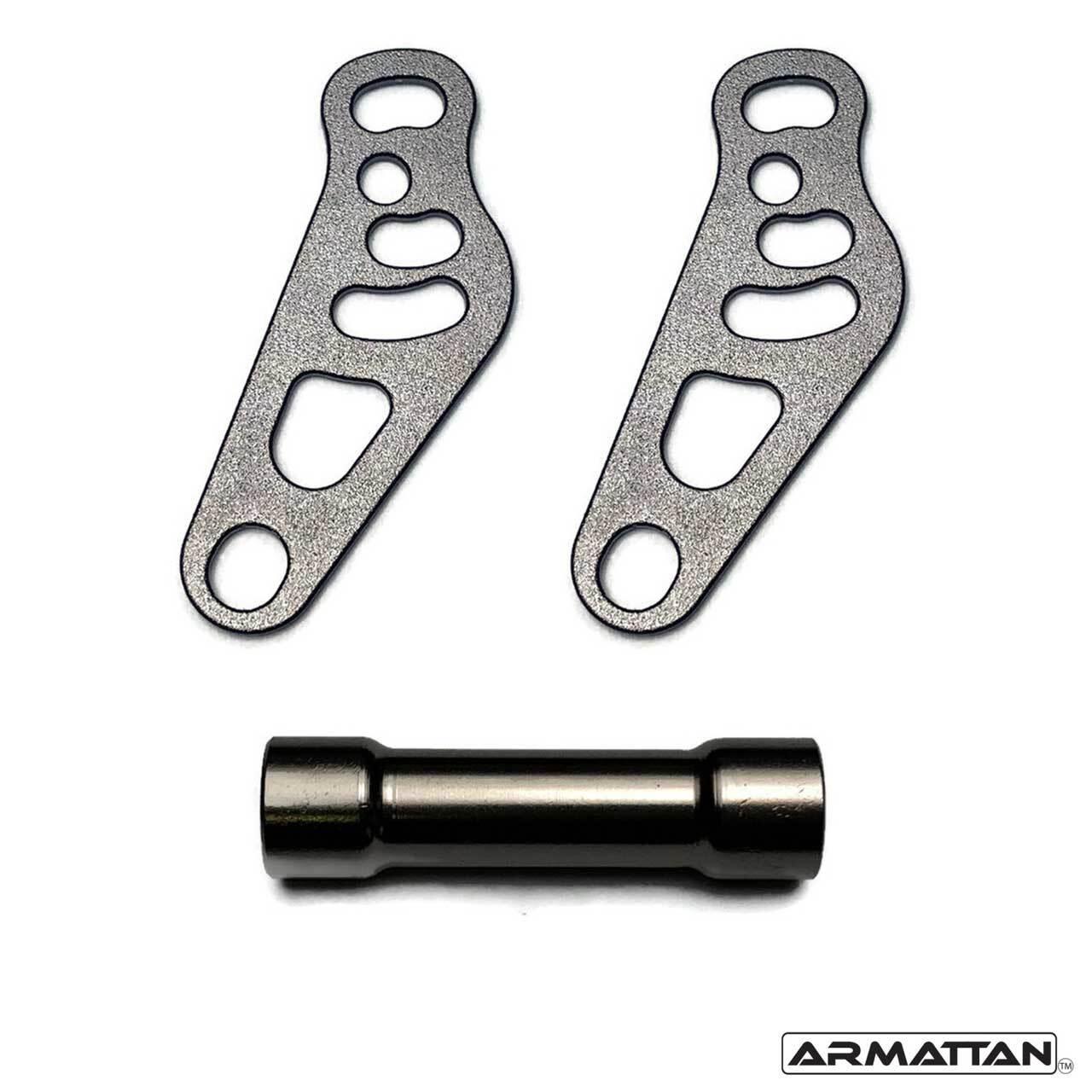Armattan Marmotte Cam Saver & Standoff セット/アルミ