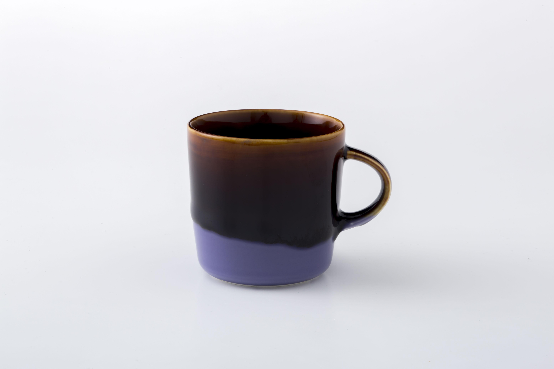 マグカップ:M (飴×ライラック) / 前野達郎