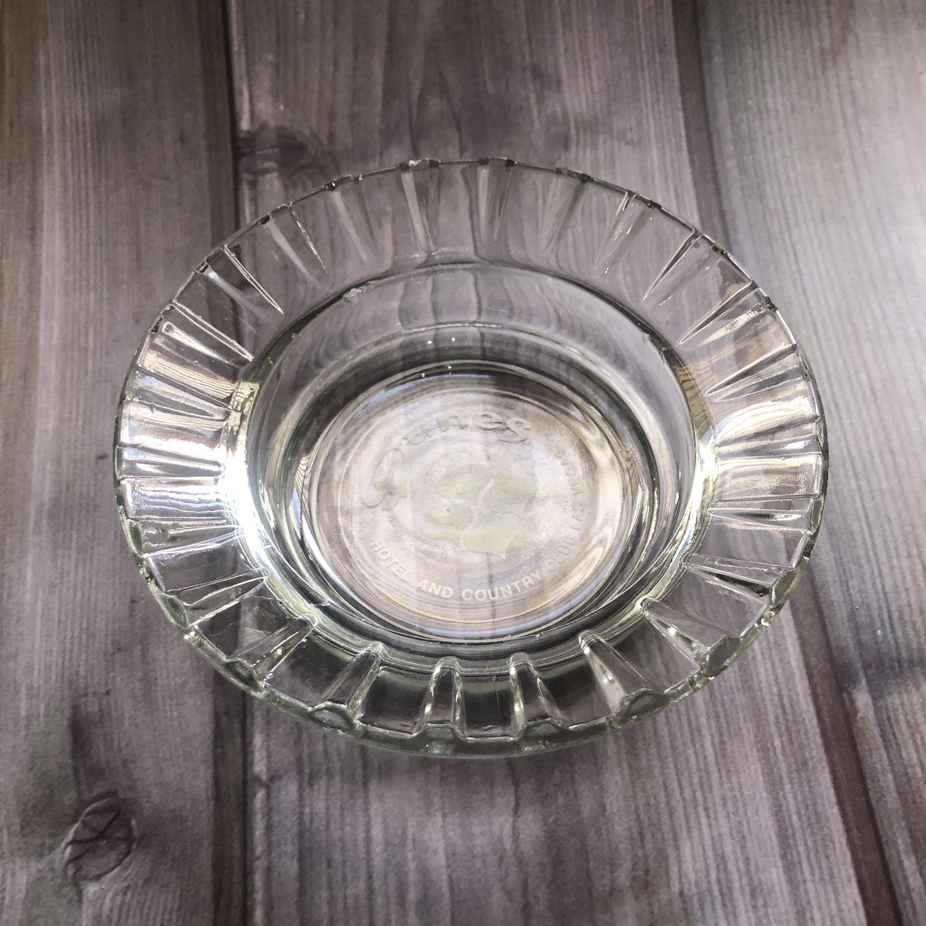 ヴィンテージ アシュトレイ 直径11.5cm B