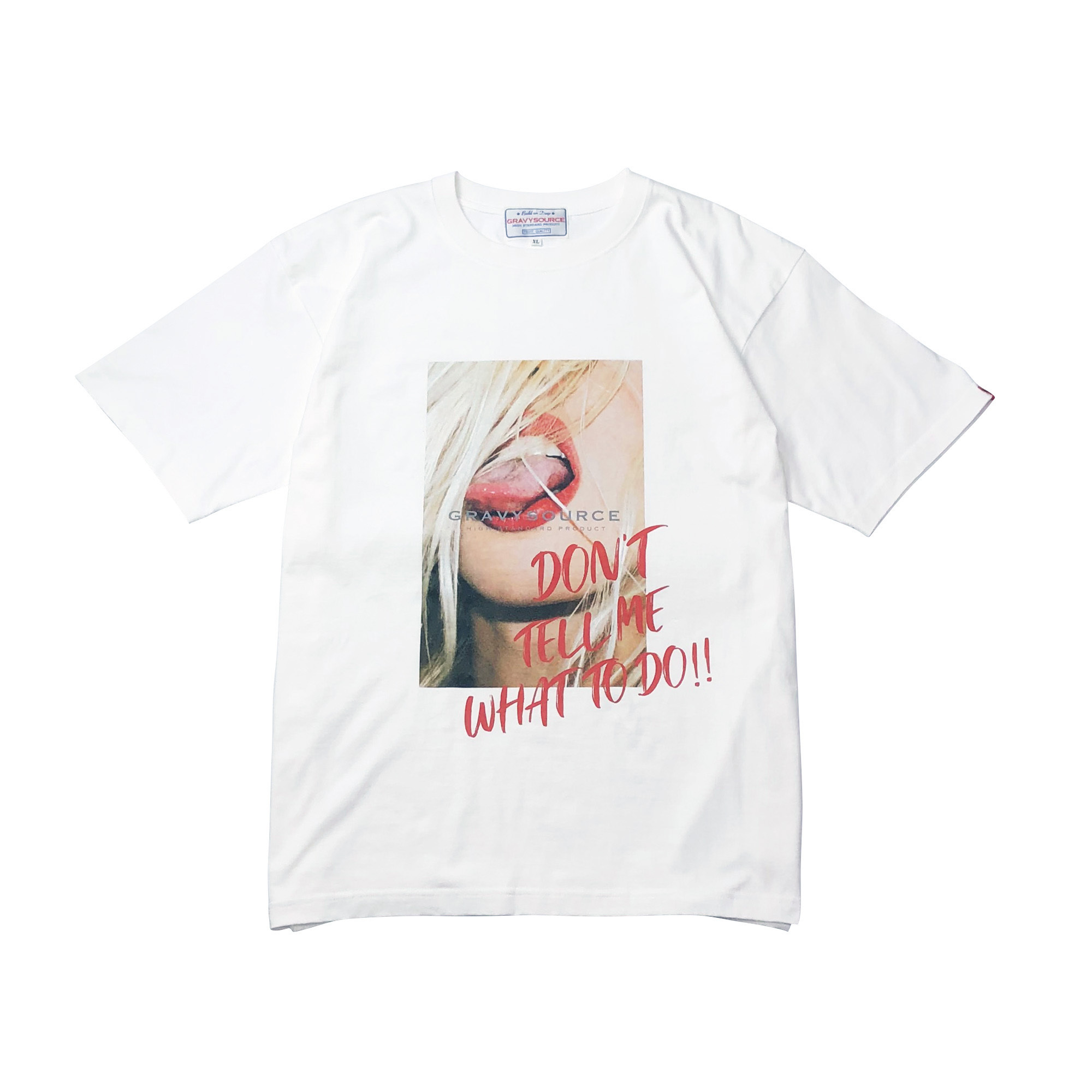 STICKOUT TEE / GS21-NTE01
