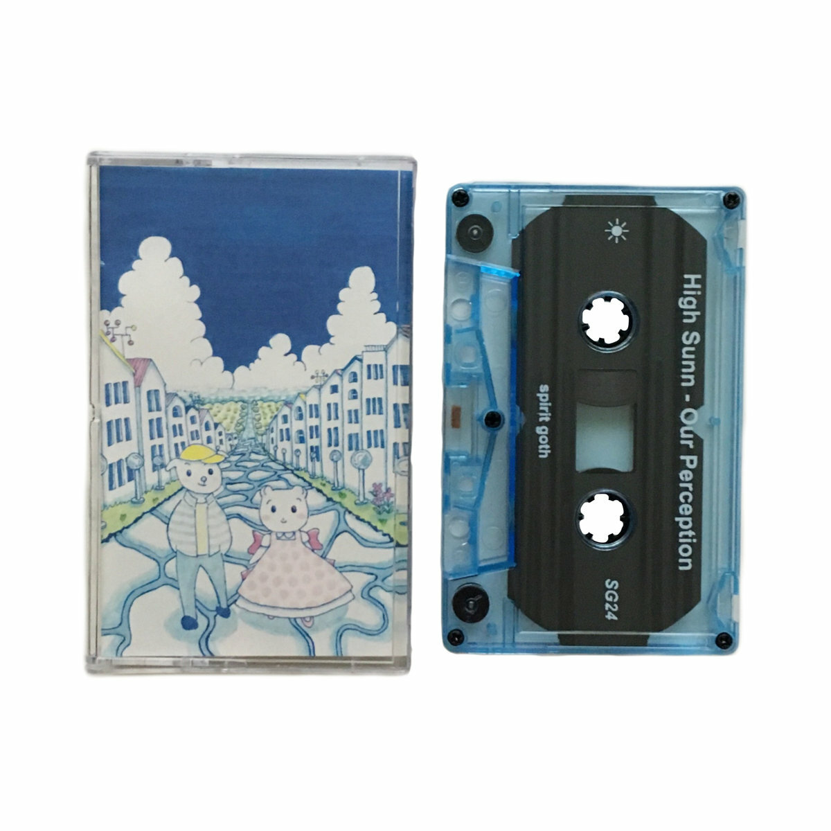 High Sunn / Our Perception(100 Ltd Cassette)