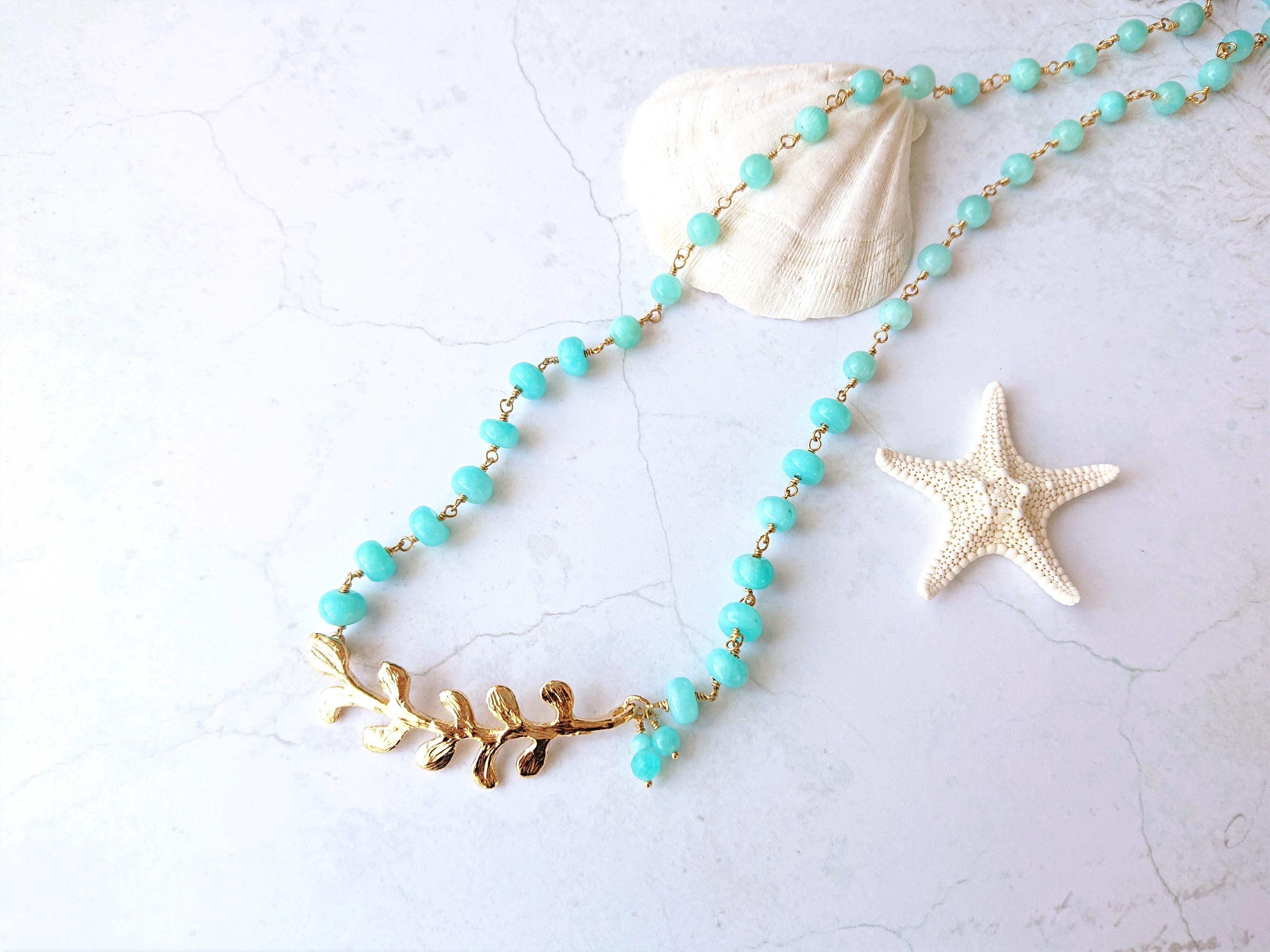 reaf blue necklace 011