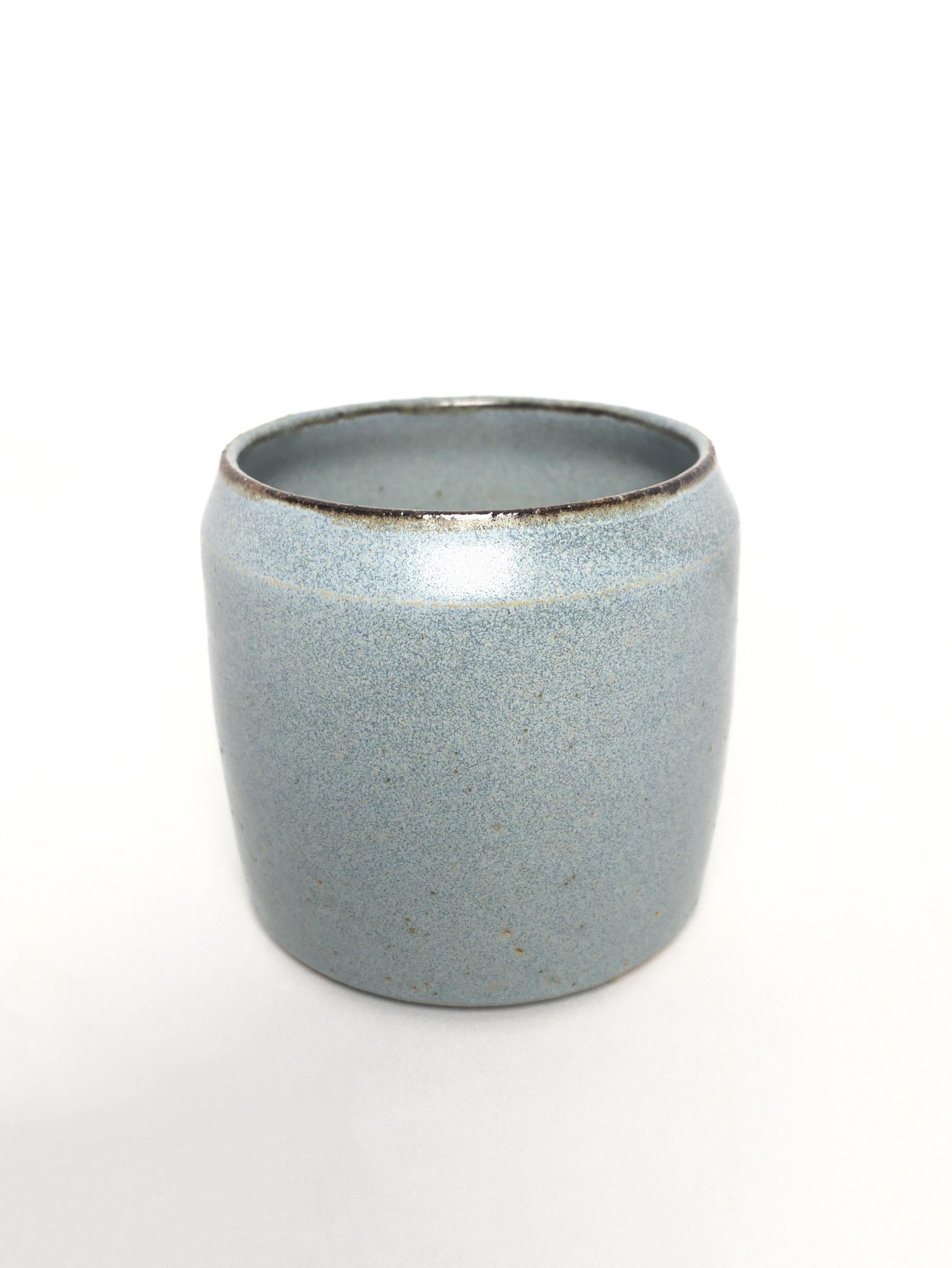 土井康治朗×trigger せとうちブルーS鉄釉