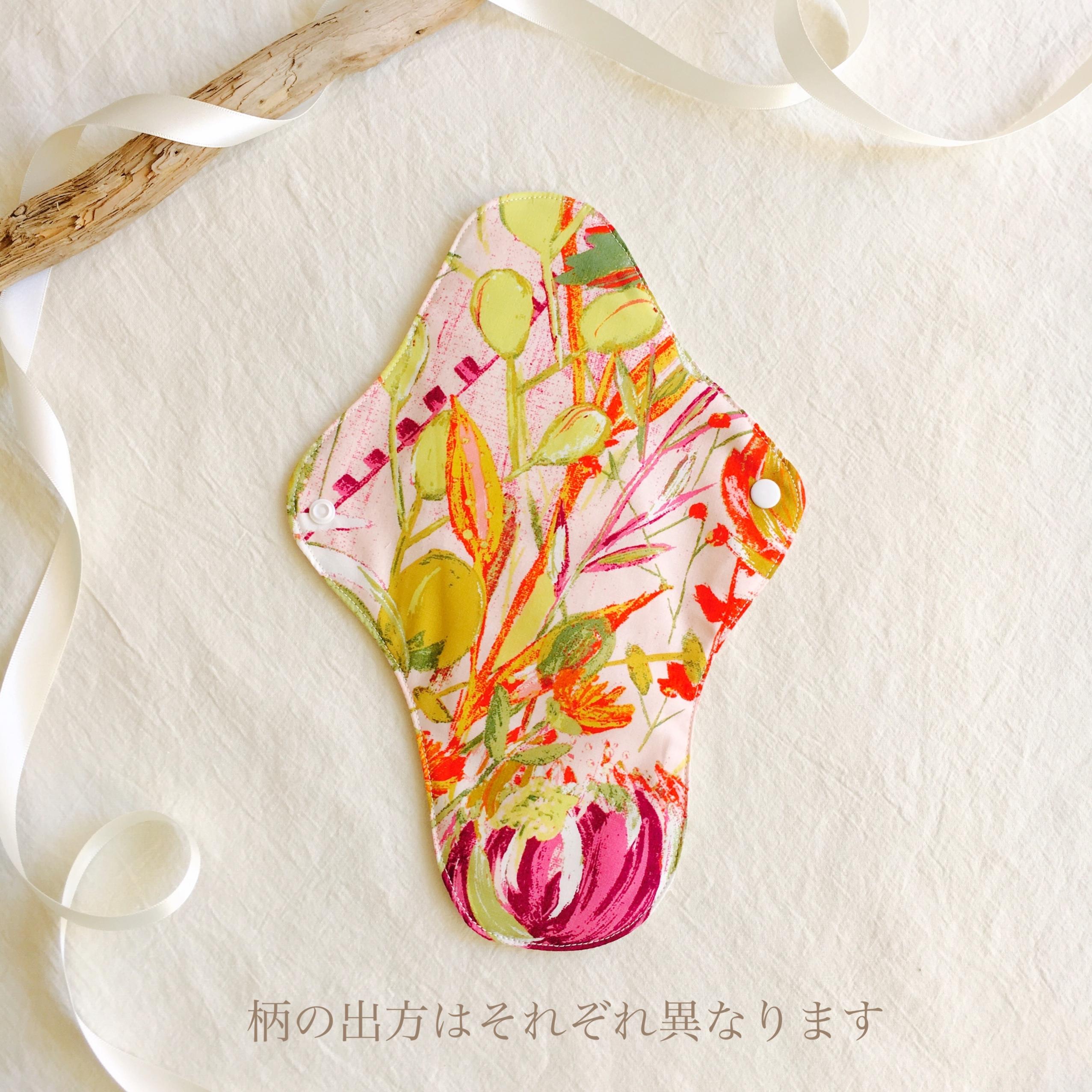 布ナプキン M 絵画のお花