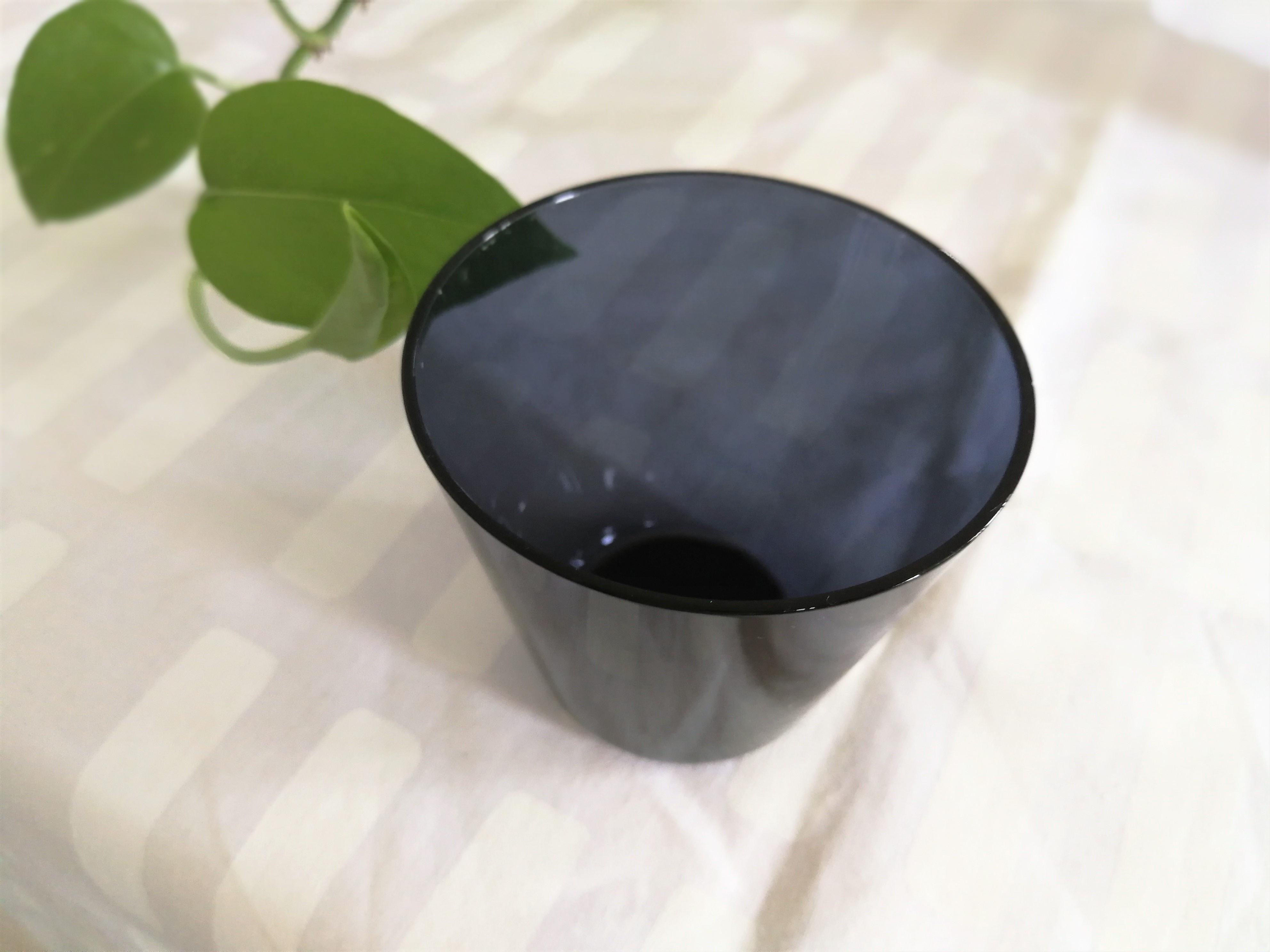 グラス / NUUTAJARVI ヌータヤルヴィ / Kartio カルティオ (ネイビー) ショットグラス M