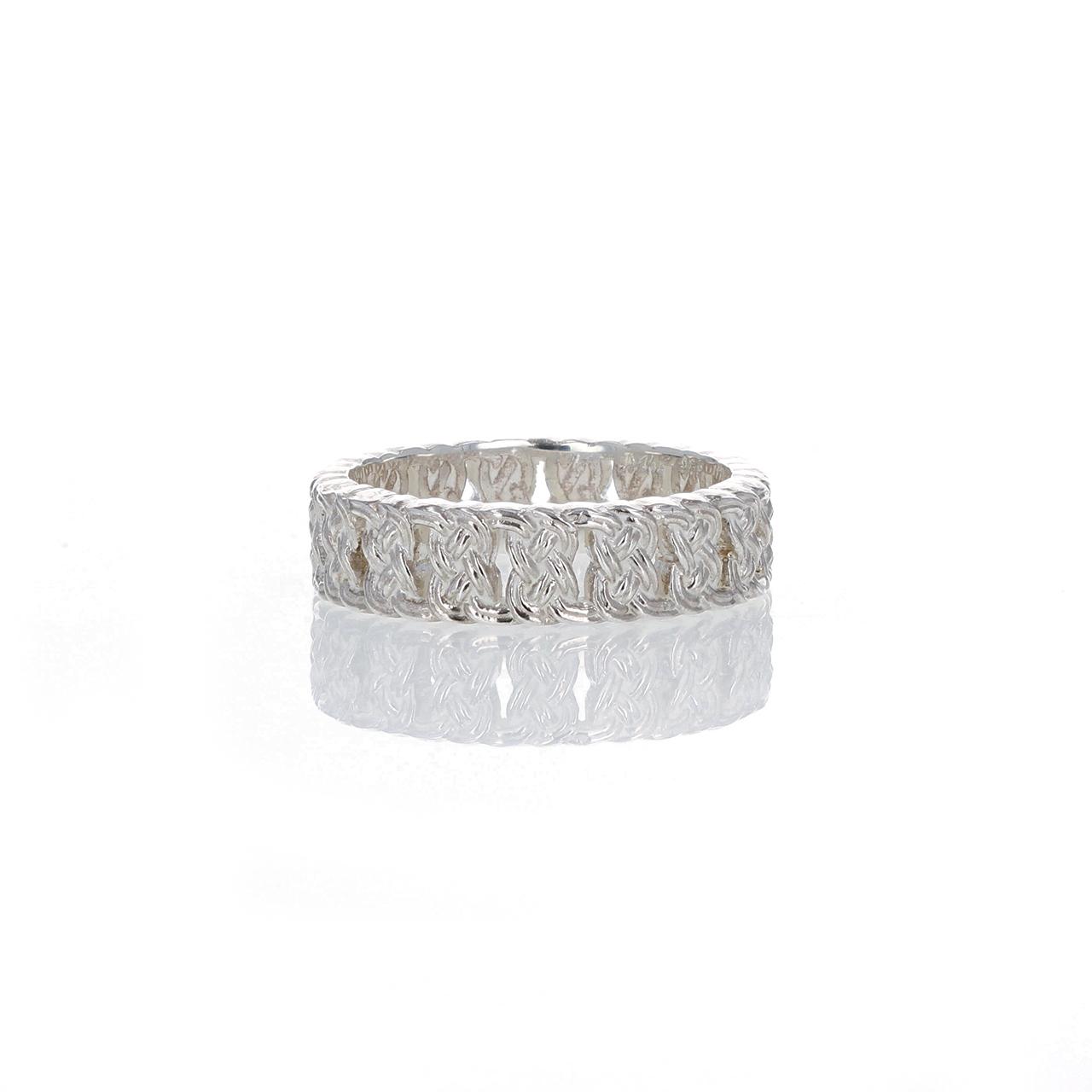 【指輪】結び -飾り紐リング-