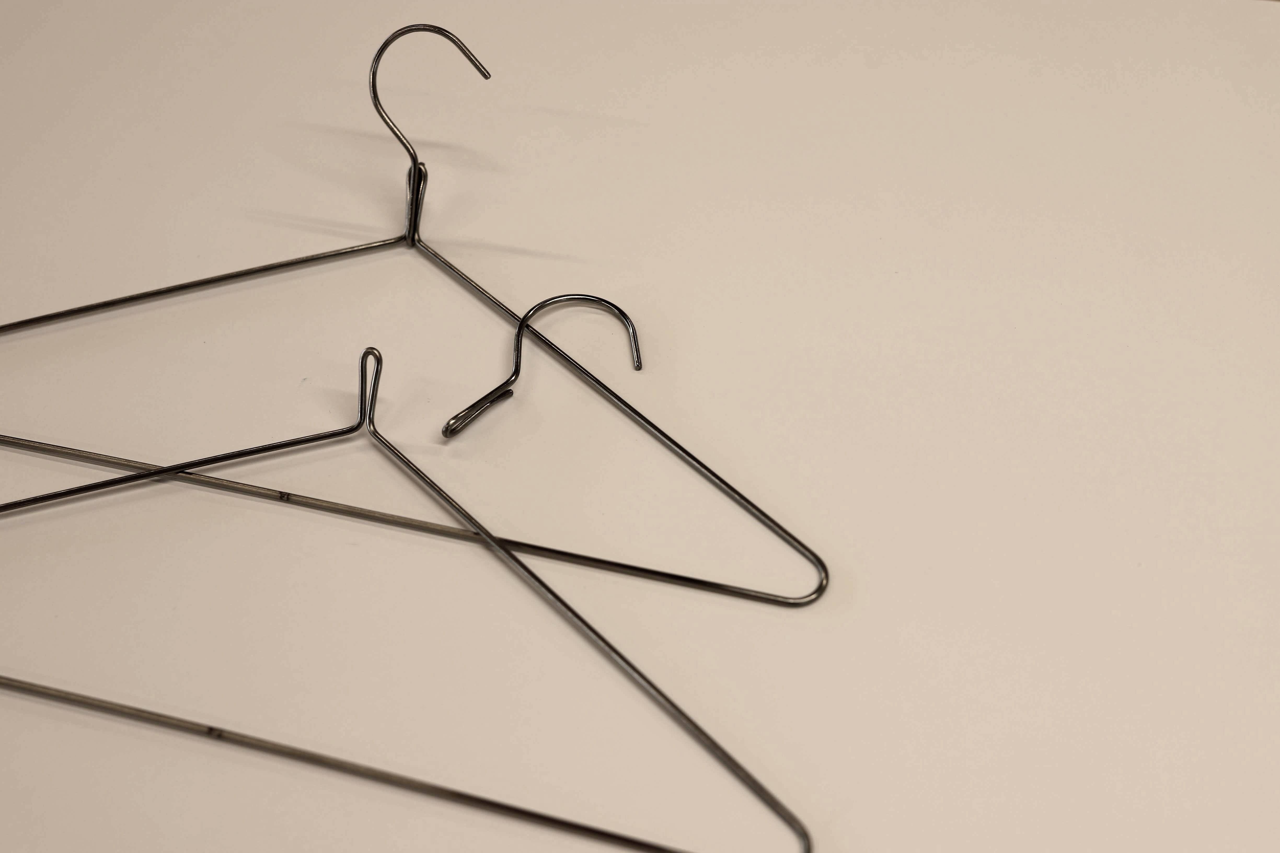 Yamasaki Design Works Wire Hanger 4pcs set