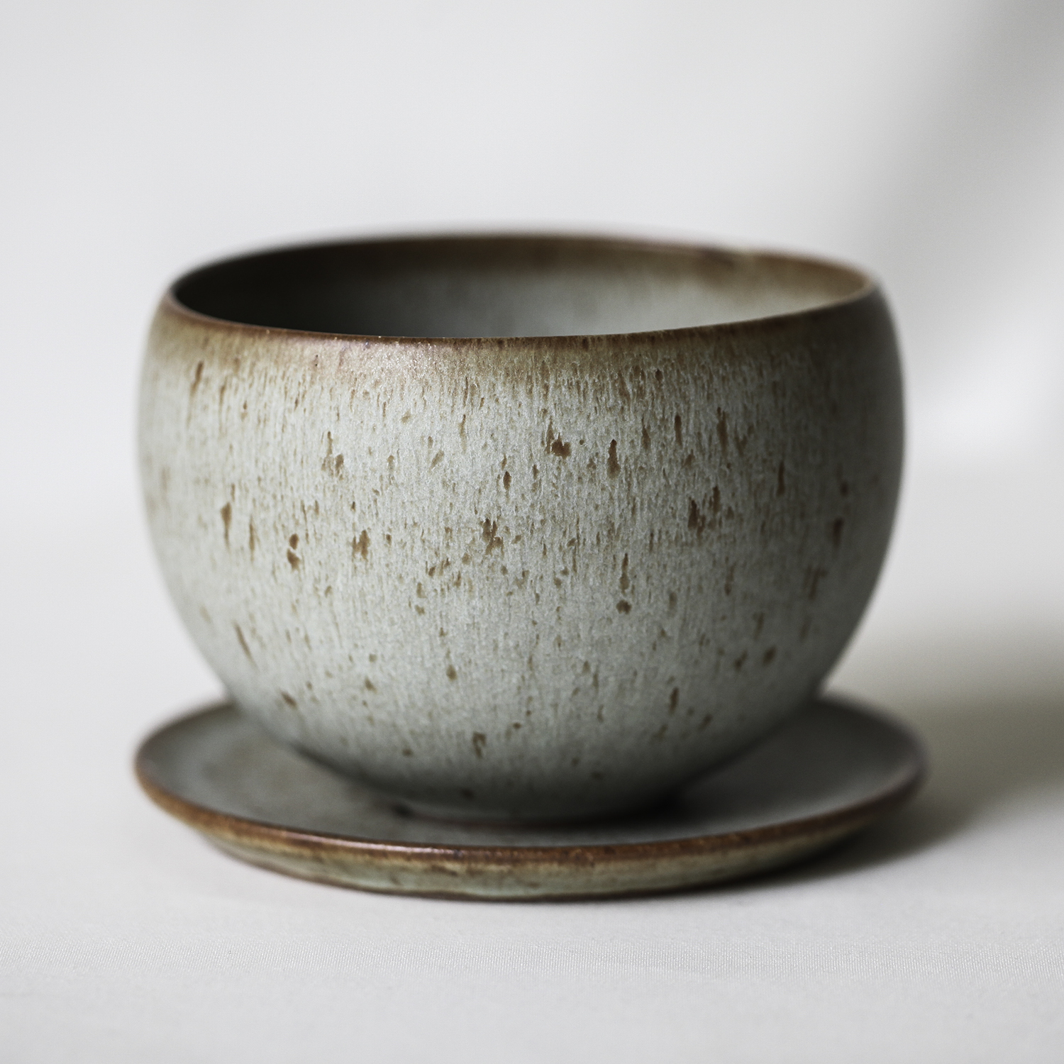Bowl Pot(Opal Green)※MEDIUM