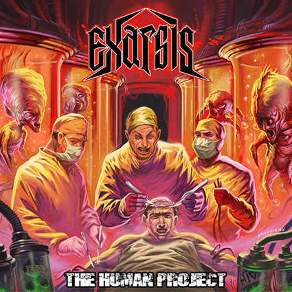 "EXARSIS ""The Human Project"""