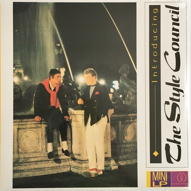 【LP・欧州盤】The Style Council / Introducing: The Style Council