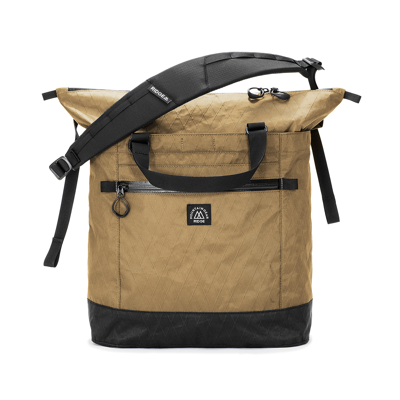 RIDGE MOUNTAIN GEAR / EVERY TOTE(COYOTE BROWN)