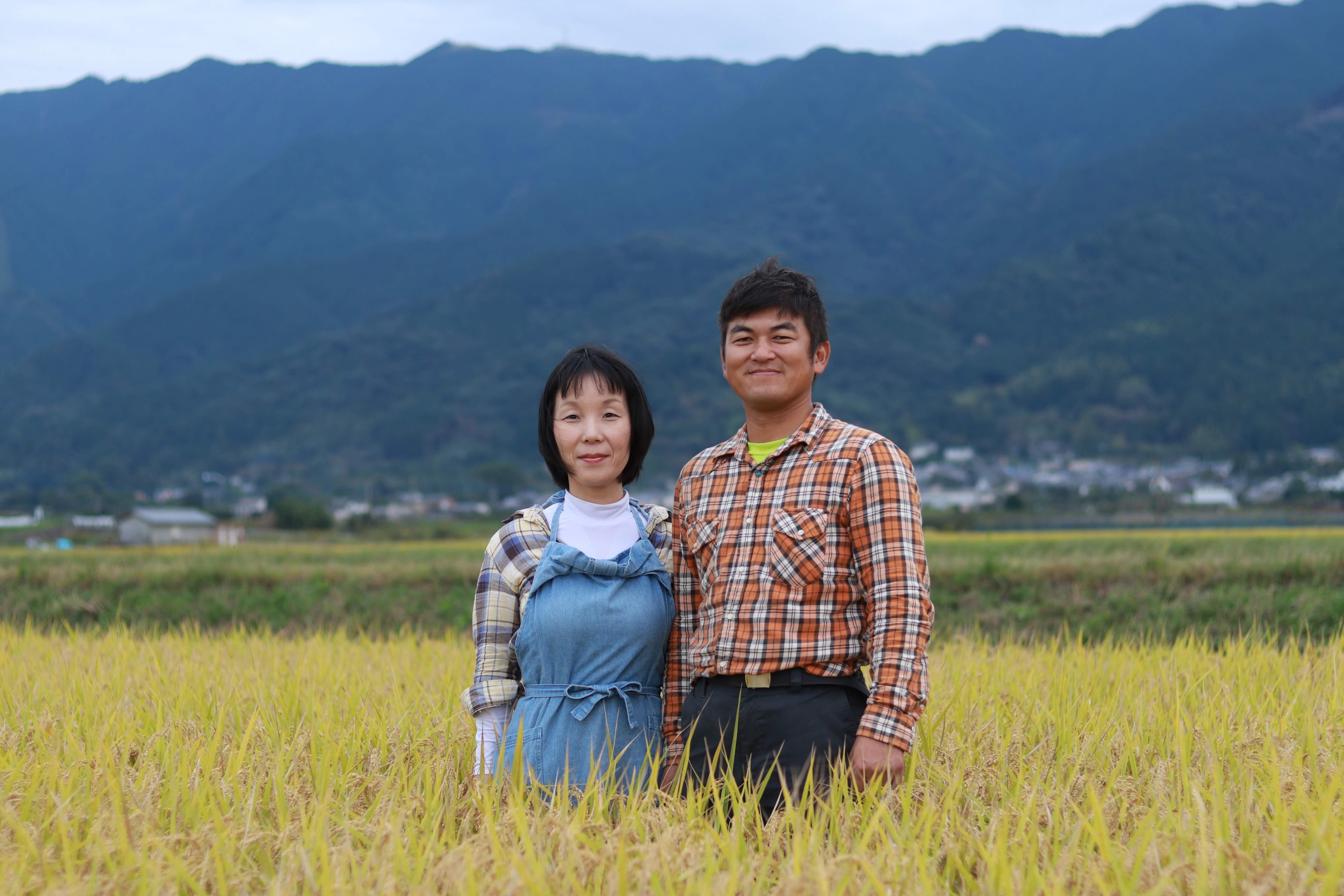 【2kg】夫婦米 玄米