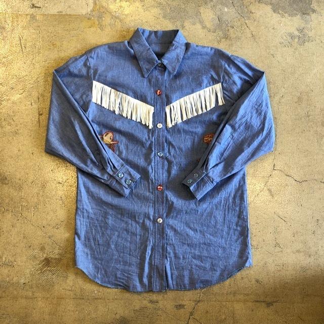 Western Fringe Shirts
