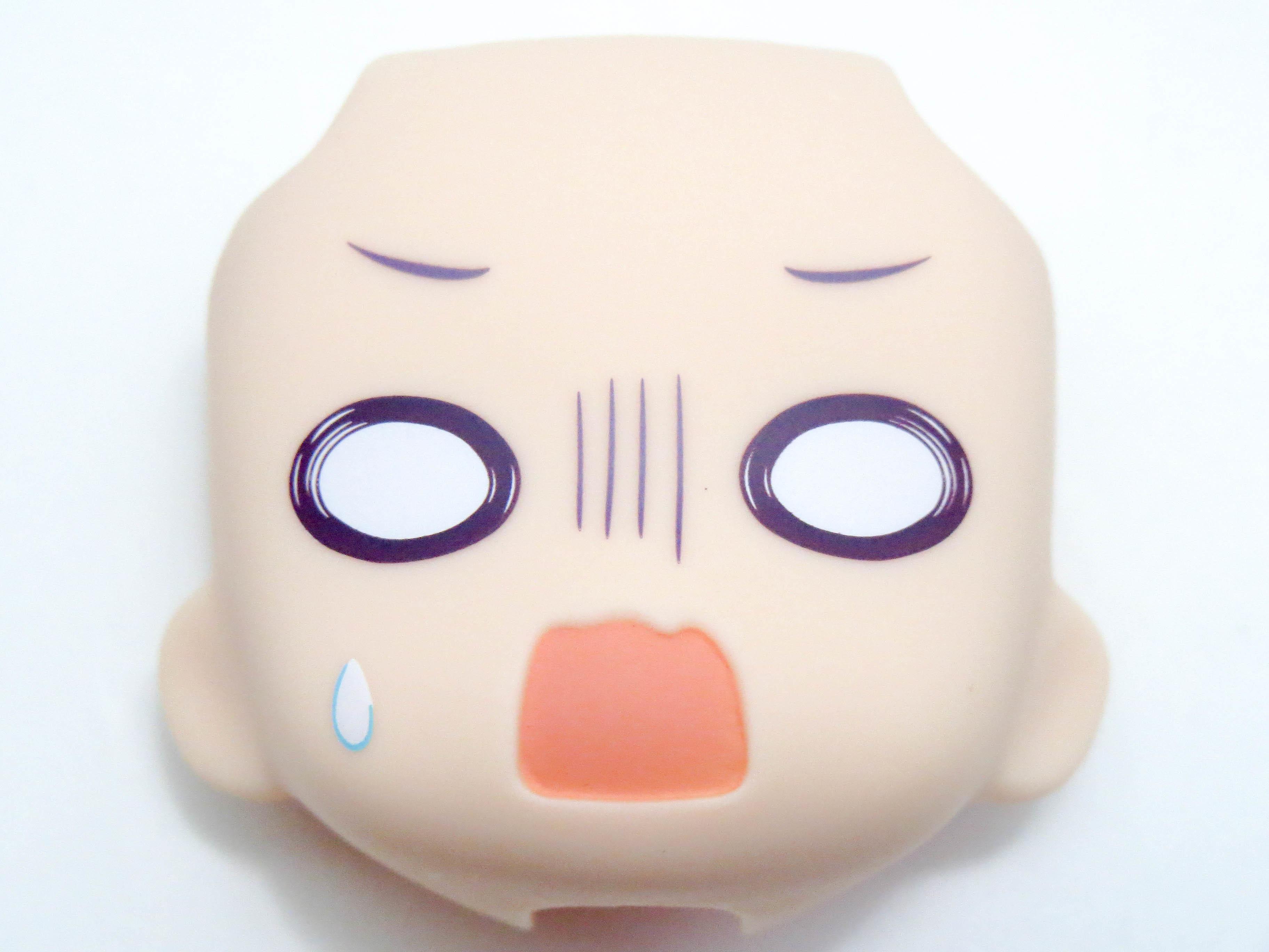再入荷【871】 桜ノ宮苺香 顔パーツ あわわ顔 ねんどろいど