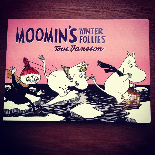 コミック「Moomin's Winter Follies/Tove Jansson」 - 画像1