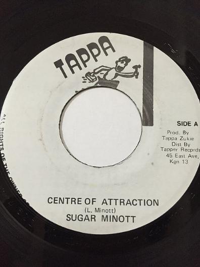 Sugar Minott(シュガーマイノット) - Center Of Attraction【7'】