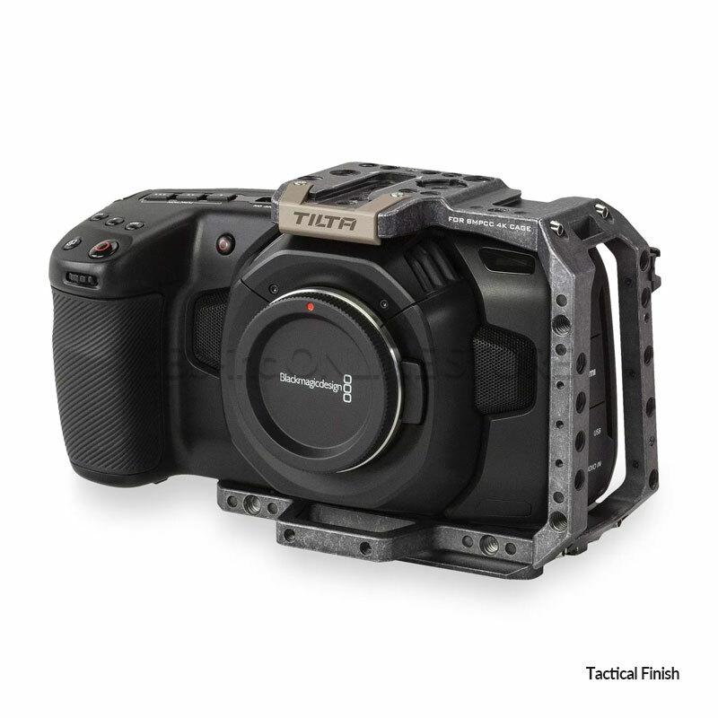 TILTA Half Camera Cage for BMPCC 4K