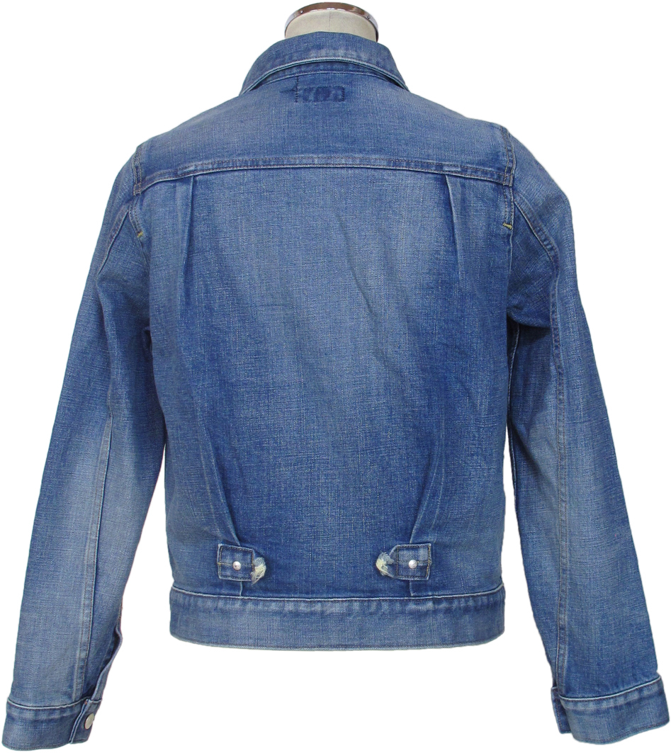 modern jacket type2nd. 3years - 画像2
