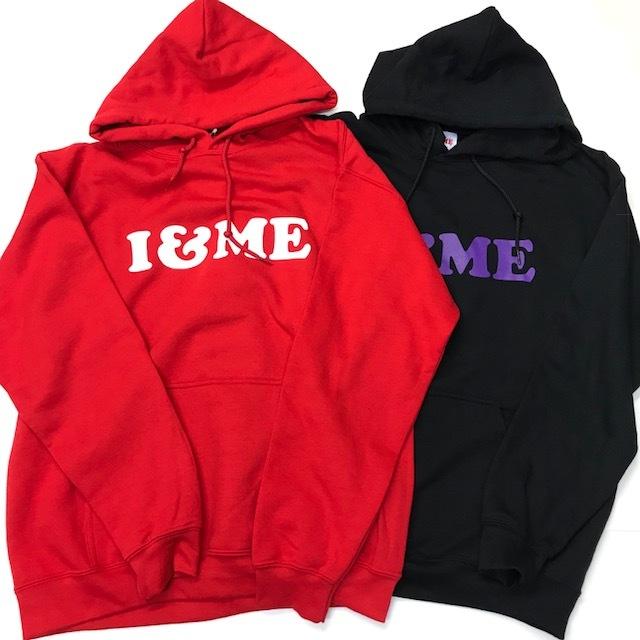 【I&ME】OG Logo Parka