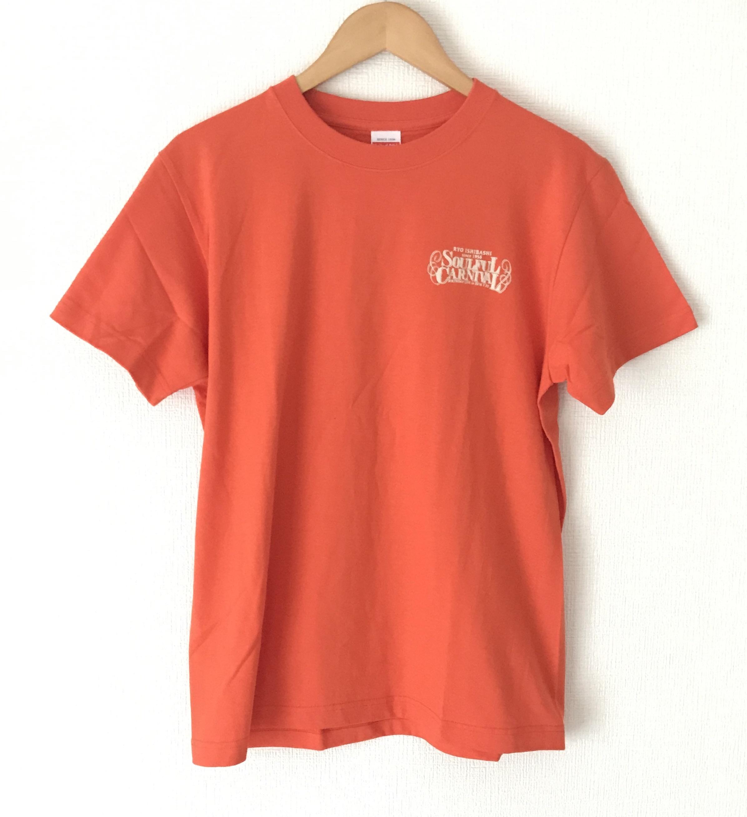 "BIRTHDAY LIVE ""SOULFUL CARNIVAL"" Tシャツ<オレンジ>"
