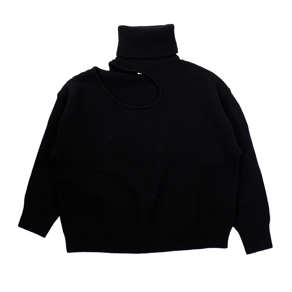 MONSE Turtle Neck Knit Tops
