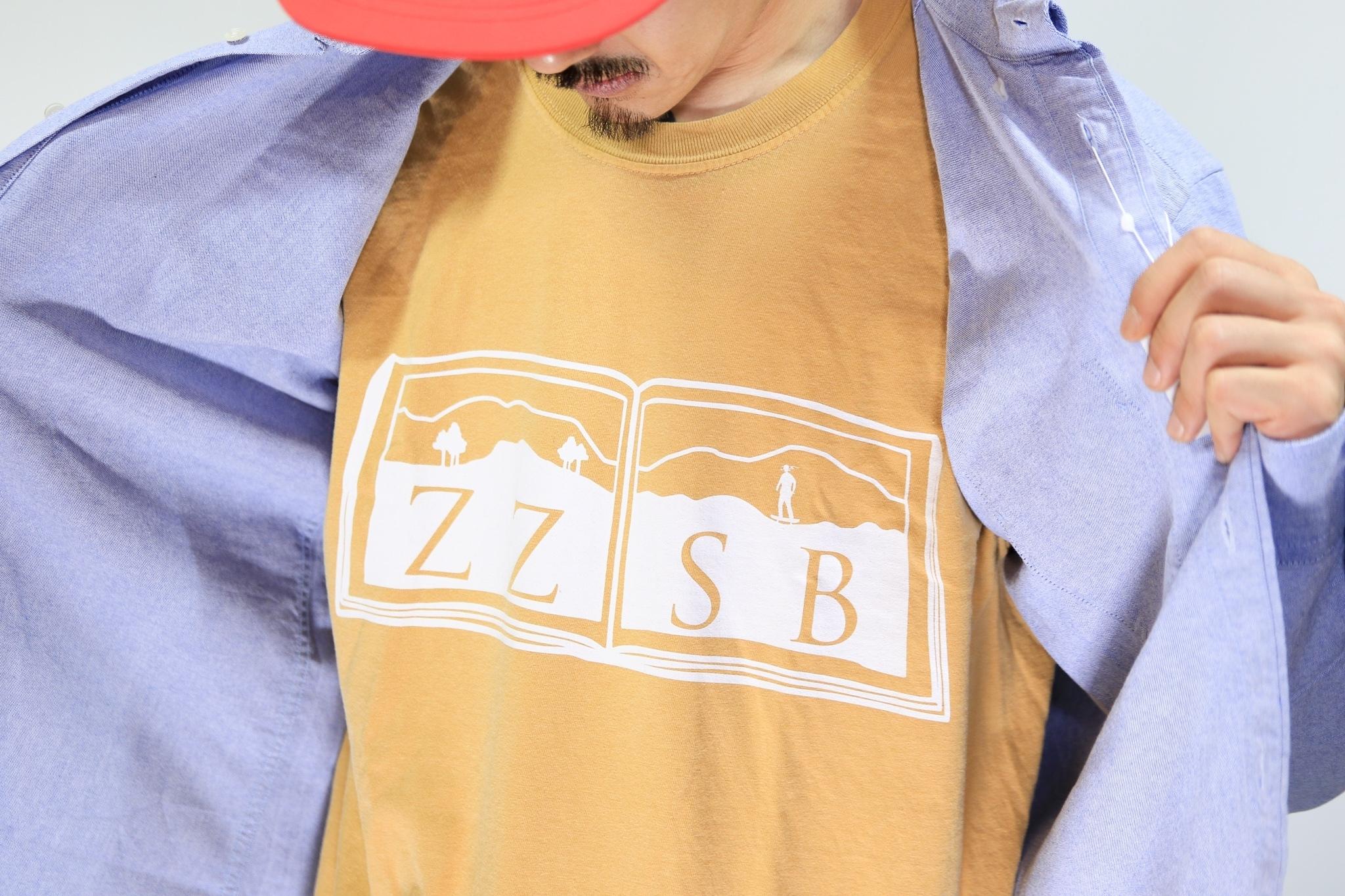 ZZSB 90's DICTIONARY TEE [YELLOW]