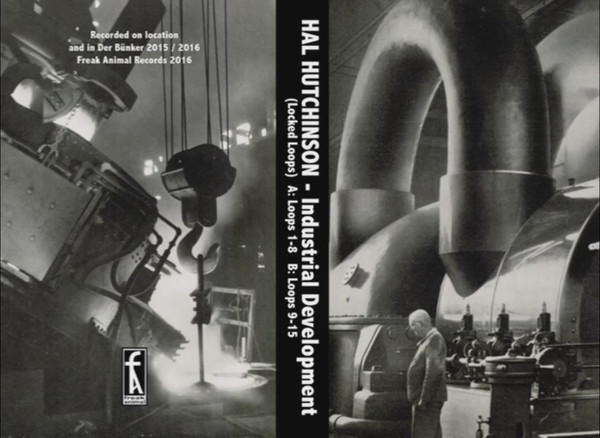 HAL HUTCHINSON - Industrial Development  tape - 画像3