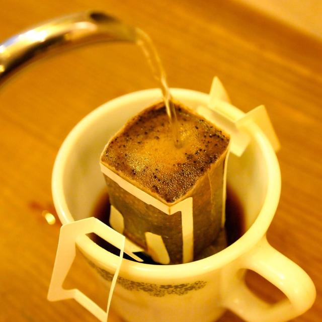 深みのカフェインレス コロンビア(ドリップパック5個入)