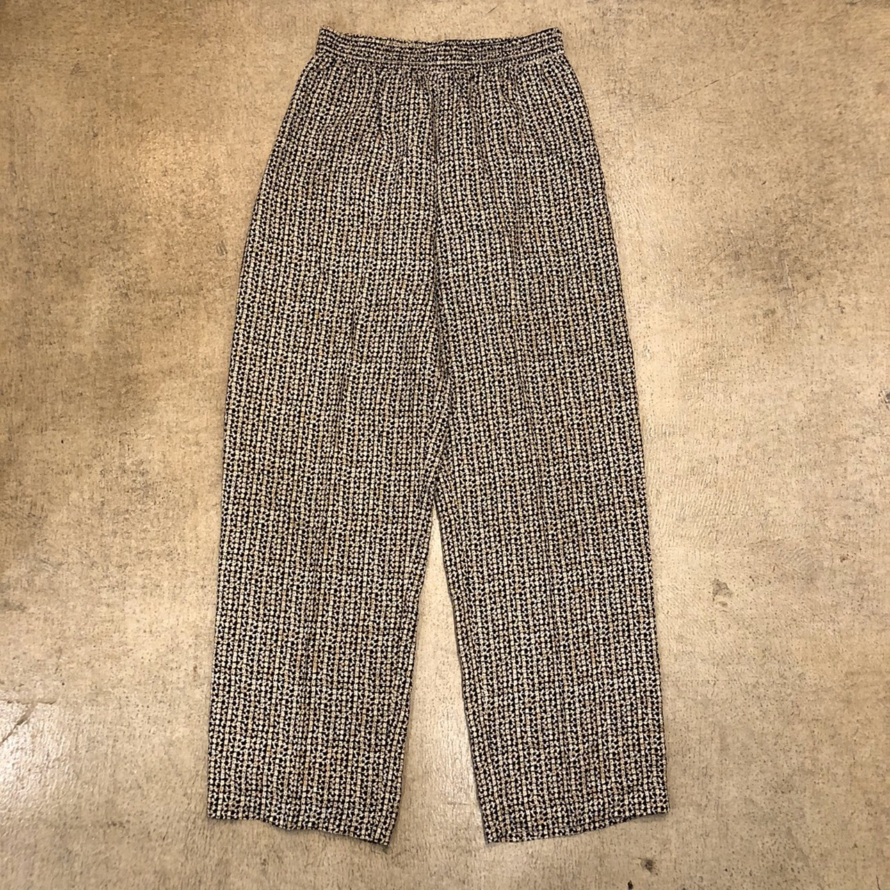 Harlow Floral Easy Pants lot.3 ¥5,600+tax