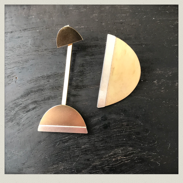 okkapa  earring1(pierce)OkE-1