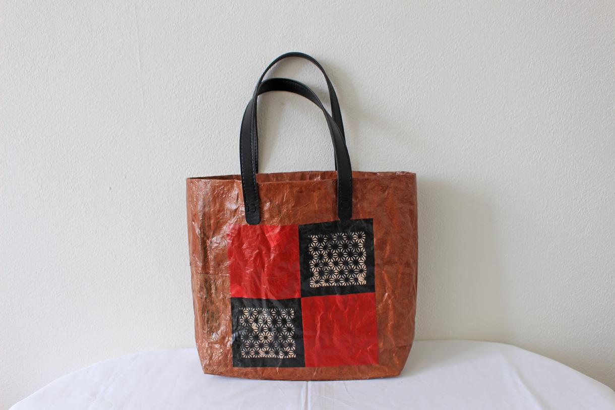 カジュアルトートバッグM ③<Casual Tote Bag size M③>