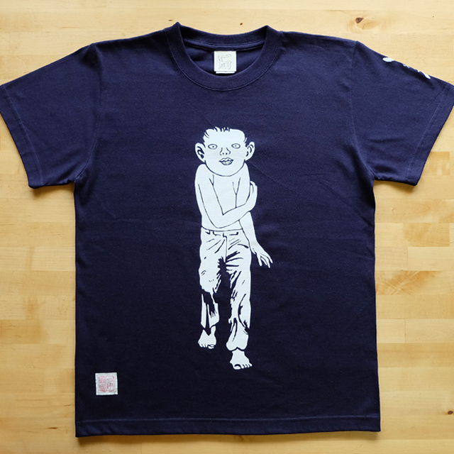 つげ義春T式シャツ「ねじ式」