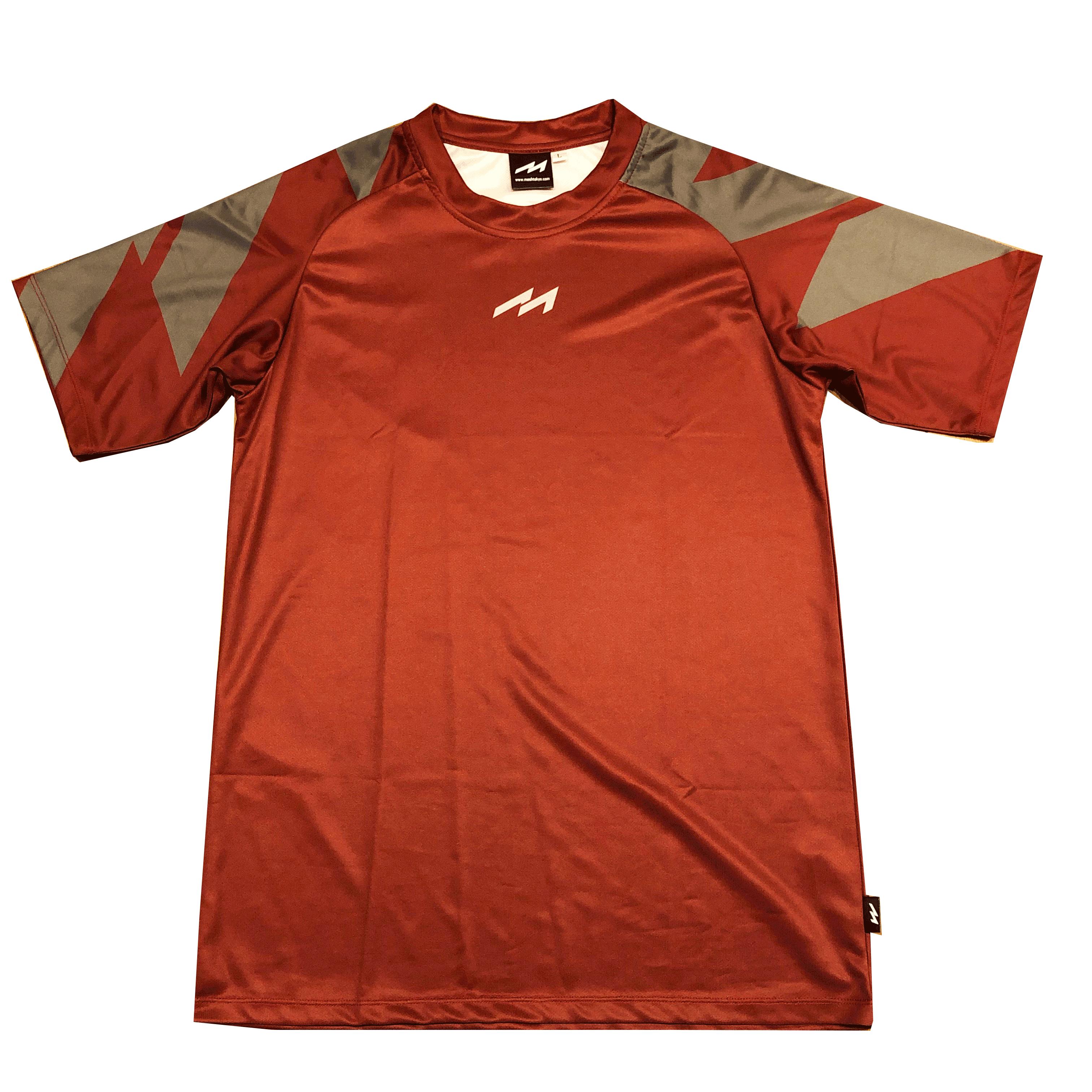 Big M Logo S/S Shirts (MHS-2012 BUR)