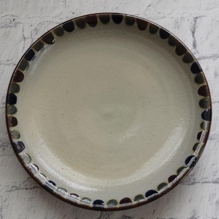 やちむん【工房mug】7寸皿